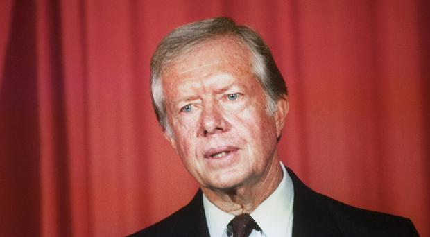 Jimmy Carter is a leading human rights campaigner