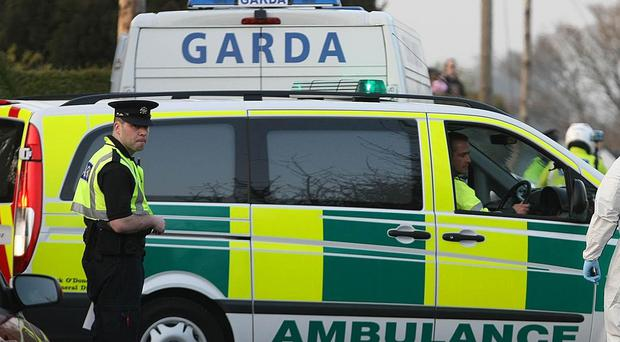 Gardai said the child was rushed to University Hospital Galway where he was pronounced dead