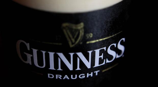 Guinness is exported around the world