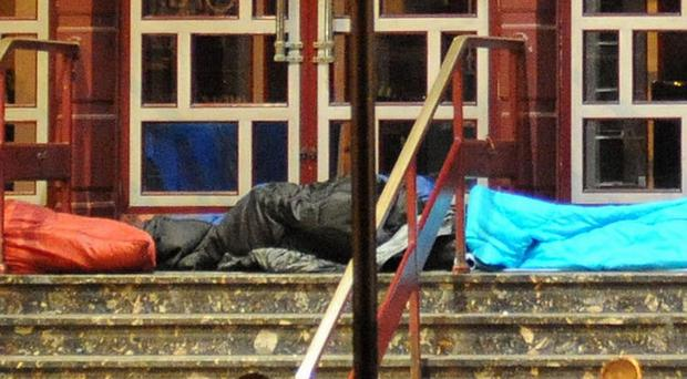A leading charity has claimed homelessness and rough sleeping has become acceptable in Ireland