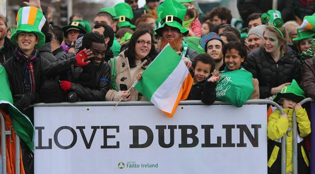Dublin was voted the second friendliest urban area in a survey