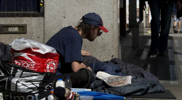 The Simon Community charity has said the use of hostels, hotels and bed-and-breakfasts to house the homeless in Dublin is becoming the long-term solution