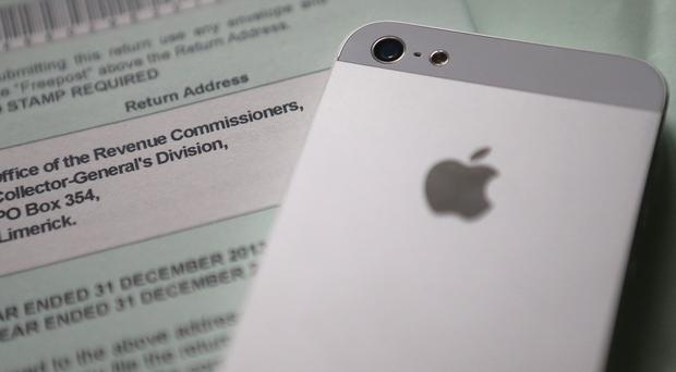 The European Commission has told the Irish Government it has doubts over its tax arrangements regarding Apple