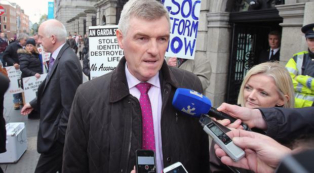 John Tierney, Irish Water managing director, apologised over how plans for the utility and the billing regime had been implemented