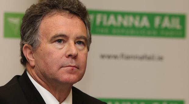 Sean Fleming of Fianna Fail confirmed a judge is among high-profile figures in a dossier alleging widespread tax evasion
