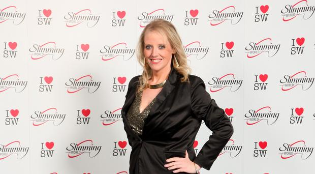 Undated handout photo issued by Slimming World of Brianan McEnteggart after she lost 20st
