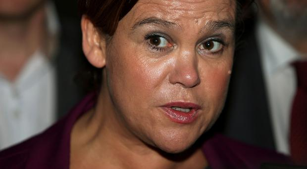 Mary Lou McDonald named five former ministers as having clandestine offshore accounts
