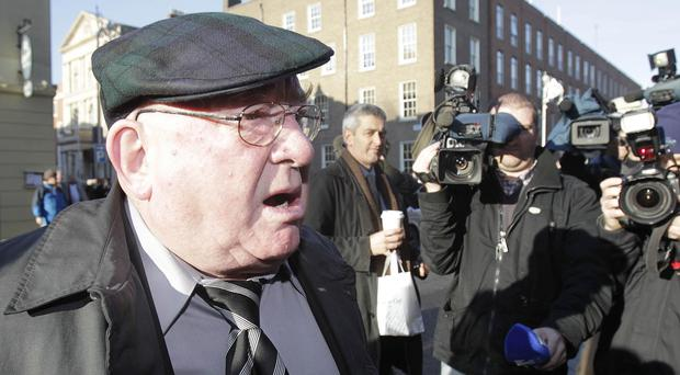 Former independent TD Jackie Healy-Rae has died