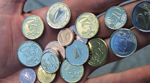 There is a shortage of coppers in circulation
