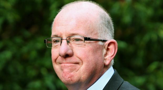 Ireland's Minister for Foreign Affairs Charlie Flanagan