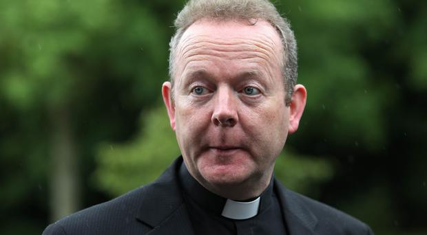 Archbishop of Armagh Eamon Martin said there was 'no absolute obligation to use extraordinary medical interventions to prolong life in all circumstances'