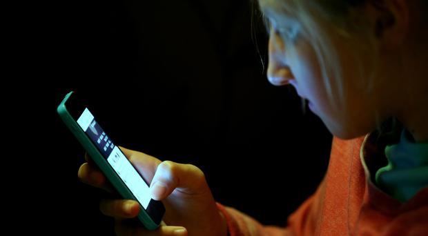 Children called the NSPCC childline for help with family problems or mental health issues