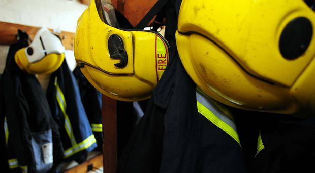 A man in his 60s has died after a fire in a mobile home near Inveran, Co Galway