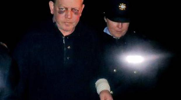 Pearse McAuley appears at court