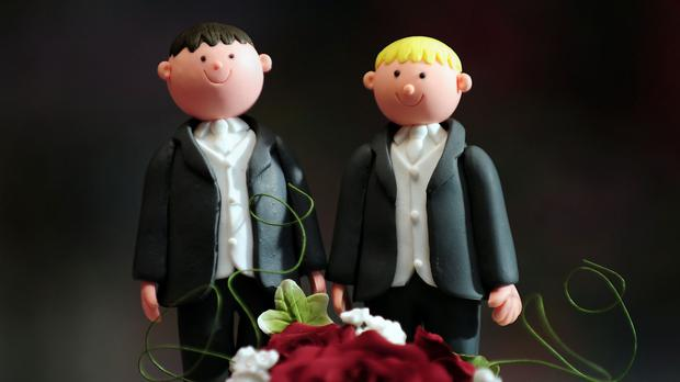 Presbyterian Church approves changing the definition of marriage to include gay couples