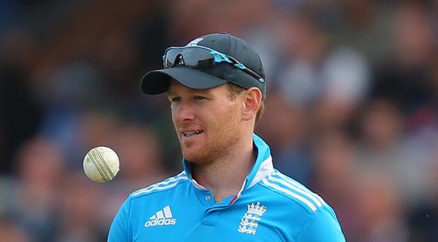 Eoin Morgan was targeted in a blackmail plot, according to cricket's governing body