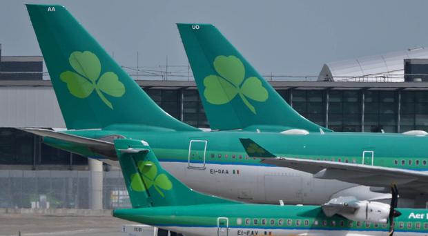 The Aer Lingus board said it was prepared to accept a sweetened offer worth 2.55 euro a share