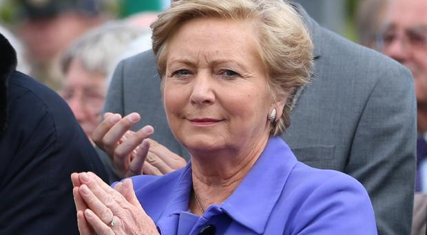 Frances Fitzgerald has appointed a judge as an independent watchdog for the issuing and wiping of penalty points