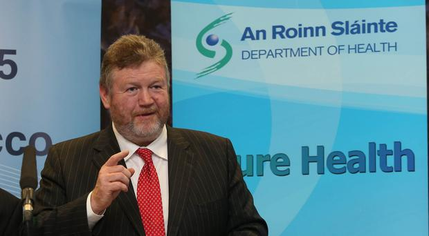 James Reilly, Children's Minister and a former health minister, spearheaded the ban