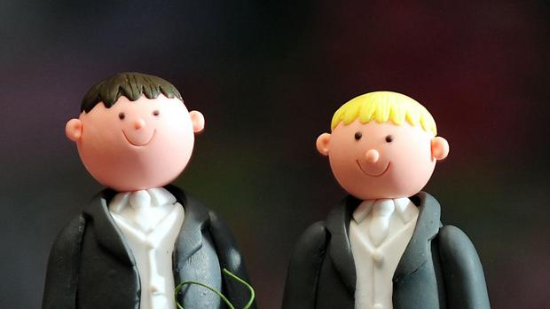 A printer has stood by its decision not to print invitations for a same-sex wedding