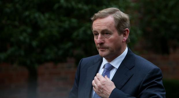 Taoiseach Enda Kenny welcomed the Northern Trust announcement