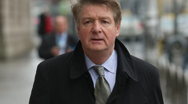 Brian O'Donnell has won a last-ditch bid to stay on at his former mansion home but only for a week