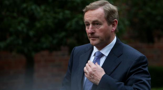 Taoiseach Enda Kenny has been urged to help undocumented people in Ireland