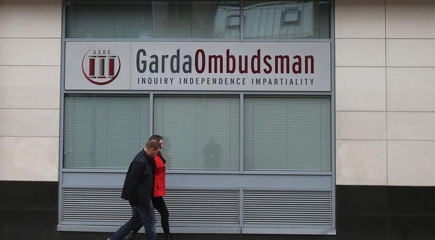 Garda Siochana Ombudsman Commission offices in Dublin, as it confirmed an investigation had been launched into the incident