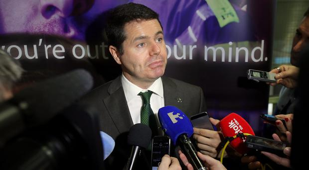 Paschal Donohoe said road and transport experts with local knowledge are best-placed to determine speed limits in built-up areas