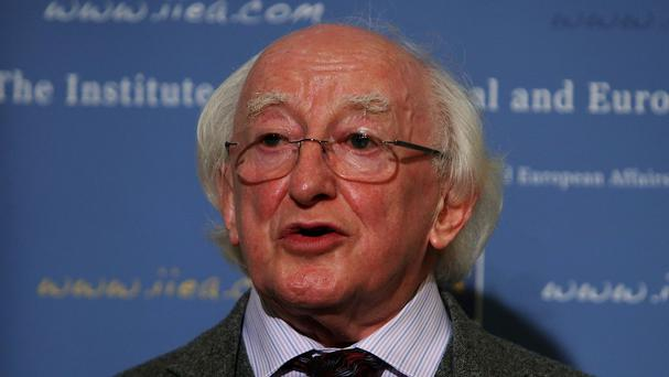 President Michael D Higgins will be asked to exercise his never before used right of pardon in the case of Harry Gleeson