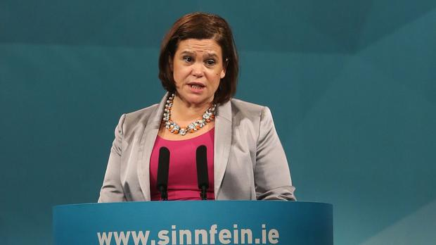 Mary Lou McDonald has hit back at the Committee on Procedure and Privileges with a refusal to withdraw her remarks
