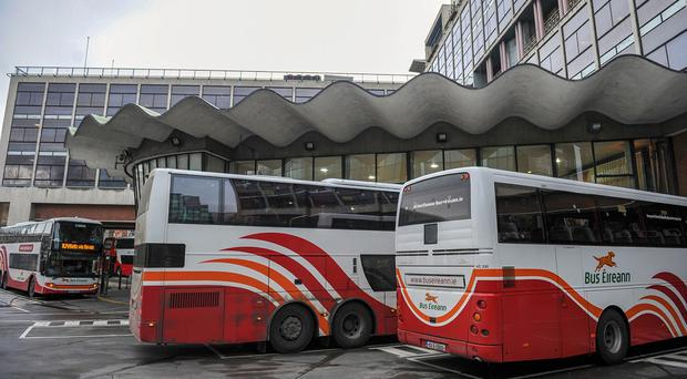 Bus drivers in Ireland are set to take four days of strike action
