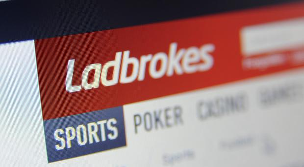 Ladbrokes has sought court protection to try to turn around its loss-making venture