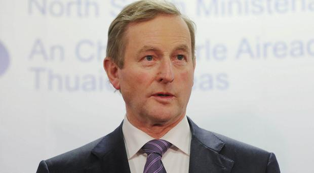 Enda Kenny says Ireland is establishing a reputation