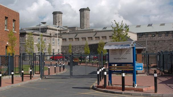 The attack happened in Mountjoy prison
