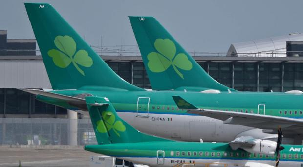 IAG's improved results for the group's traditionally weakest trading quarter come as it drums up support for its bid to buy Aer Lingus