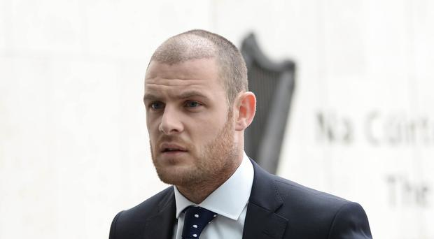 Anthony Stokes is accused of assaulting an Elvis impersonator