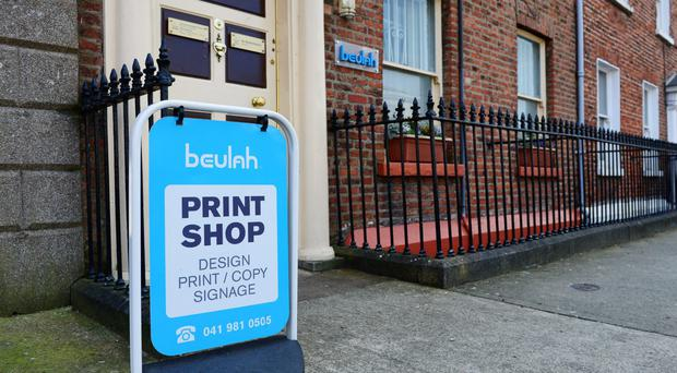 Beulah Print in Drogheda refused a gay couple's printing order