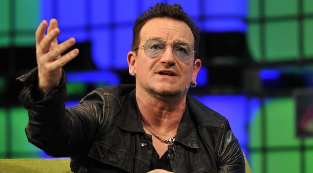 Bono has welcomed the Irish vote for gay marriage