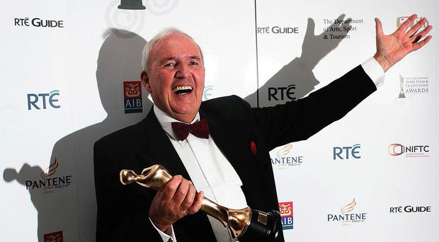 One of Ireland's best-loved broadcasters, Bill O'Herlihy, has died aged 76.
