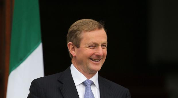 Taoiseach Enda Kenny had criticised the bank