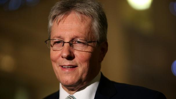 First Minister of Northern Ireland Peter Robinson is due to attend the meeting
