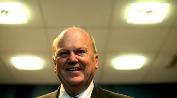 Minister for Finance Michael Noonan insisted there has been no evidence produced of wrongdoing against the bank