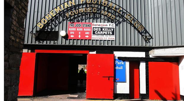 Dalymount Park will remain the home ground of Bohemian FC