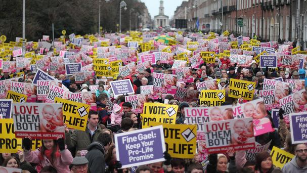Pro-life campaigners condemned Amnesty's intervention in the abortion debate