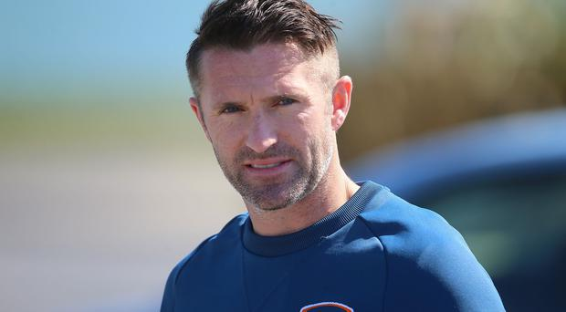 Republic of Ireland footballer Robbie Keane's cousin has been killed working in a sewer in Dublin