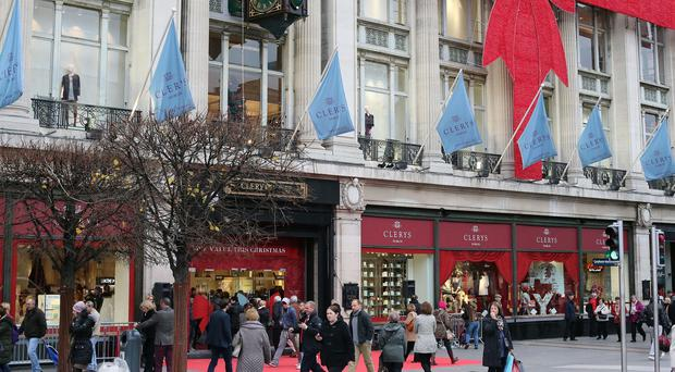 Clerys in O'Connell Street, Dublin, has been closed after it was bought by a consortium