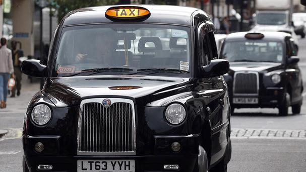 Only Zurich's taxis were more expensive than the London black cab