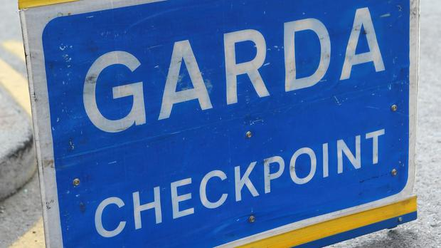 Gardai were shot at when they tried to stop a car in Co Kildare