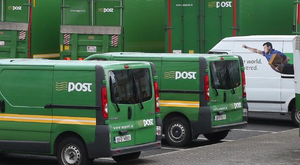 The Irish Postmasters' Union has claimed there are concerns that up to 557 post offices could close by 2017
